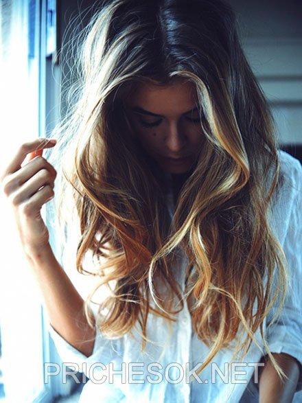Как сделать морские волны на волосах
